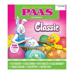 Paas Easter Classic Egg Decorating Kit