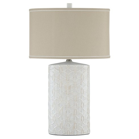 Shelvia Table Lamp Antique White - Signature Design by Ashley - image 1 of 2