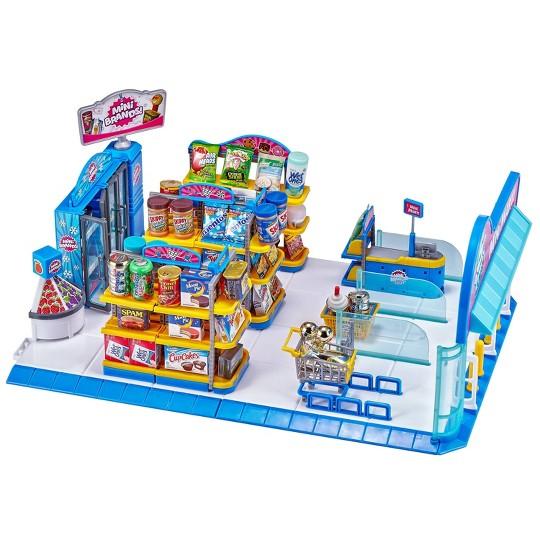 5 Surprise Mini Mart, Mini Figures image number null