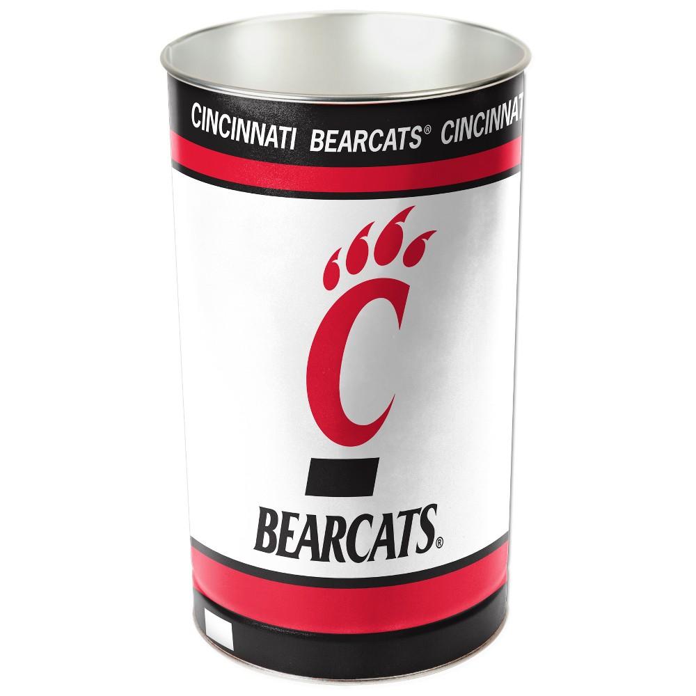 NCAA Cincinnati Bearcats Tall Waste Basket