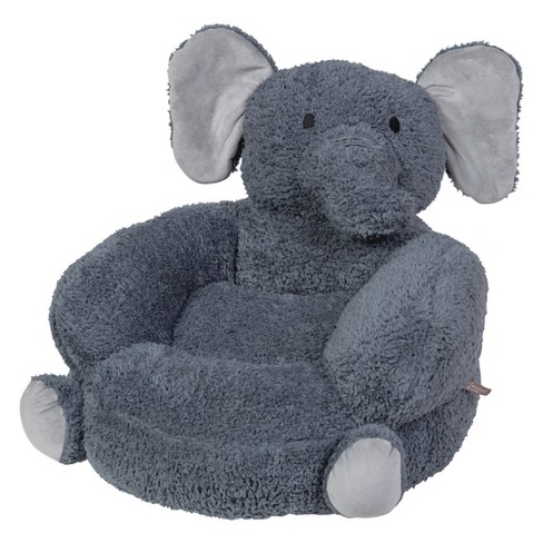 Children S Plush Character Chair