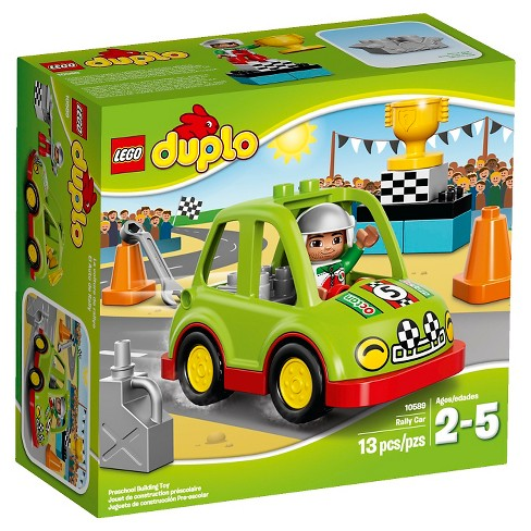 LEGO® Duplo® Town Rally Car 10589 - image 1 of 10