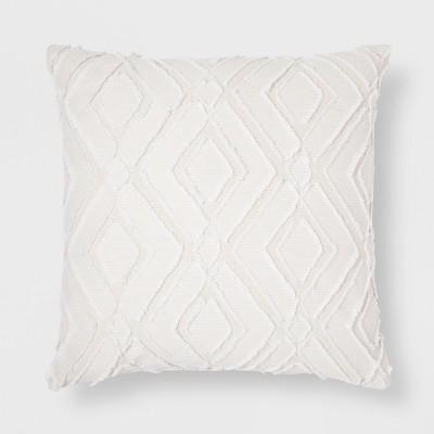 Cutout Throw Pillow - Cream - Threshold™