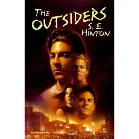 The Outsiders By S E Hinton Hardcover Target