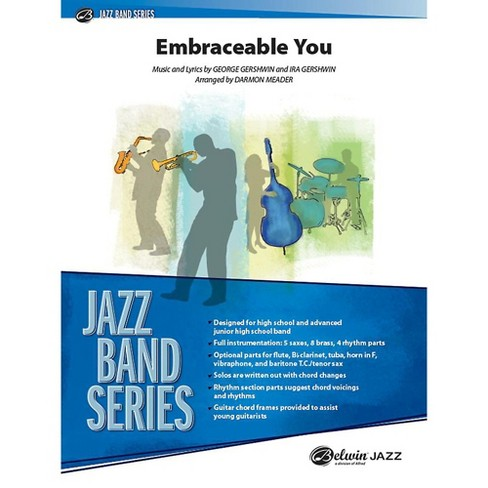 Alfred Embraceable You Jazz Band Grade 3 5 Set