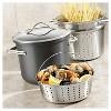 Calphalon Contemporary 8 Quart Non-stick Dishwasher Safe Multi Pot with Steamer Insert - image 4 of 4