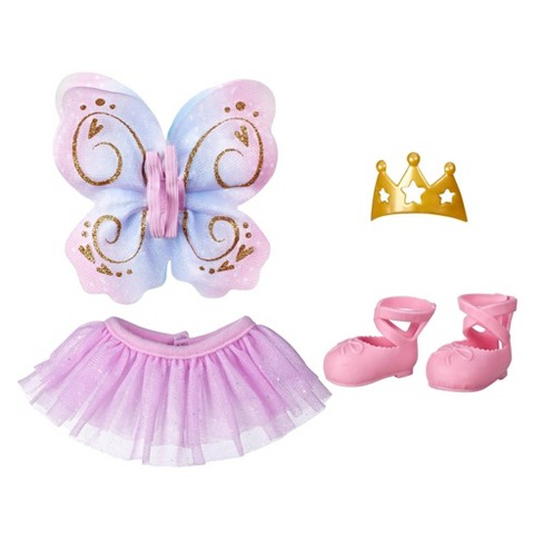 Littles by Baby Alive Little Toddler Dolls Outfit - Ballet - image 1 of 4