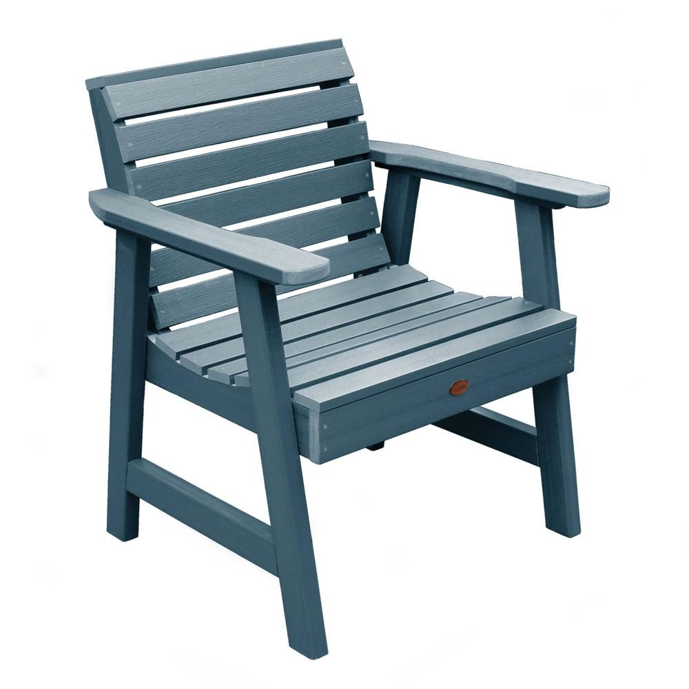 Weatherly Garden Chair Nantucket Blue - Highwood