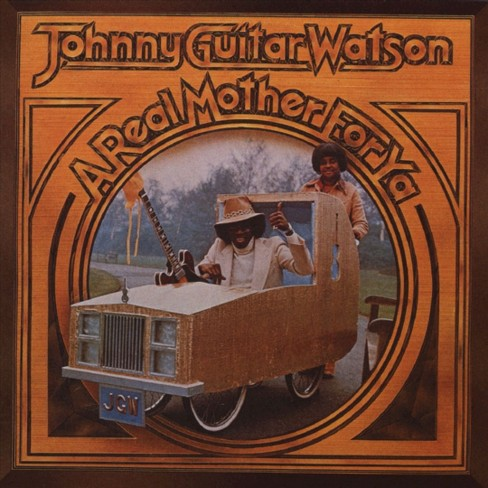 Johnny watson - Real mother for ya (CD) - image 1 of 1