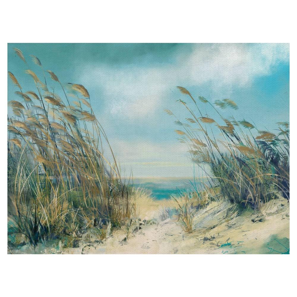 30 34 X 40 34 Dune Grasses By Studio Arts Art On Canvas Fine Art Canvas