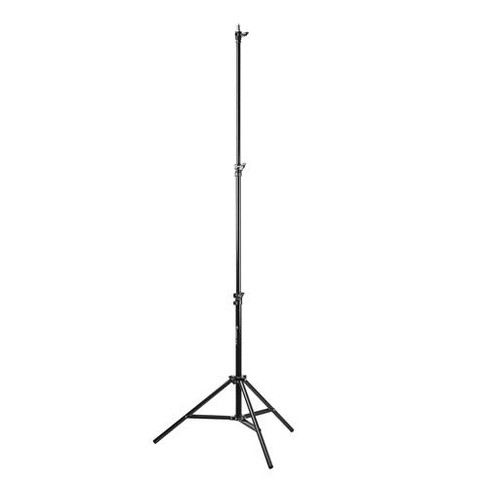 Flashpoint Pro Air-Cushioned Heavy-Duty Light Stand (Black, 7.2') - image 1 of 4