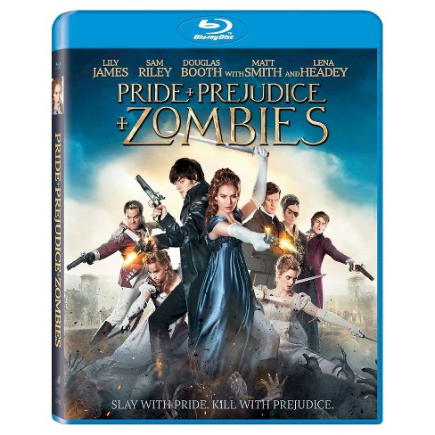Pride and Prejudice and Zombies (Blu-ray) - image 1 of 1
