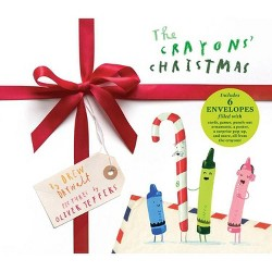 The Crayons' Christmas -  by Drew Daywalt (Hardcover)