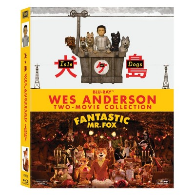 Fantastic Mr. Fox - Isle Of Dogs (Blu-ray + Digital)