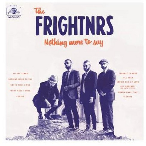 Frightnrs - Nothing more to say (CD) - image 1 of 1