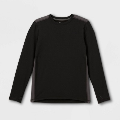 Boys' Long Sleeve Soft Gym T-Shirt - All in Motion™