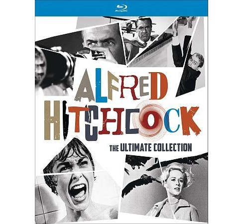 Alfred Hitchcock:Ultimate Collection (Blu-ray) - image 1 of 1