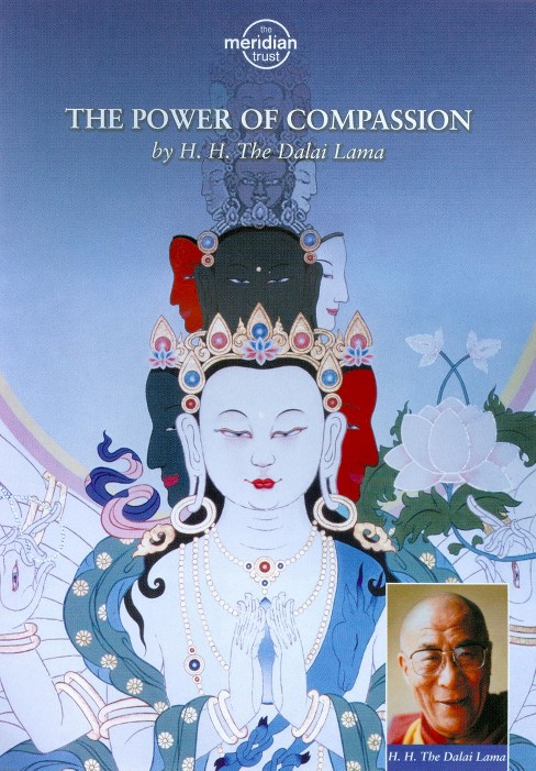 Power of compassion (DVD) - image 1 of 1