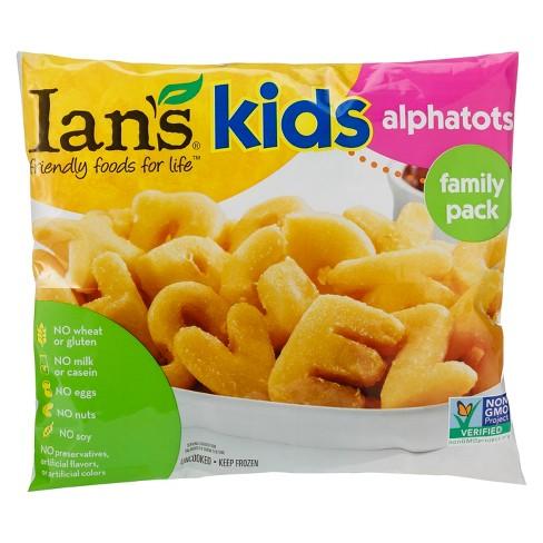 Ians Alphatots Frozen Family Pack - 48oz - image 1 of 1