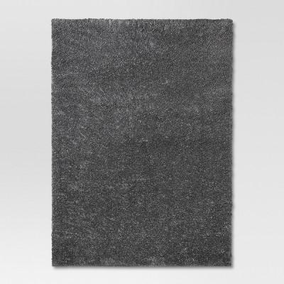 Gray Shag Area Rug 7'x10' - Project 62™