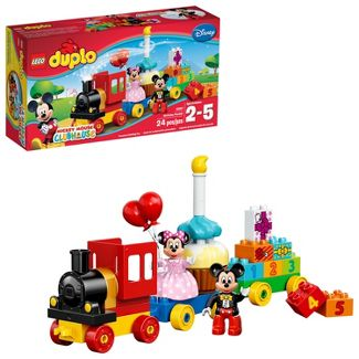 LEGO DUPLO Mickey Minnie Birthday 10597