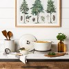 Flour Sack Kitchen Towel Sour Cream / Rust - Hearth & Hand™ with Magnolia - image 2 of 4