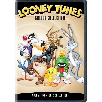 Looney Tunes Golden Collection: Volume 1 (DVD)