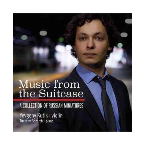 Buch - Music from The Suitcase: A Collection of Russian Miniatures (CD) - image 1 of 1