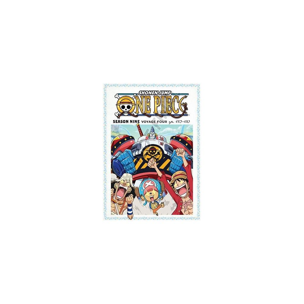 One Piece:Season Nine Voyage Four (Dvd)