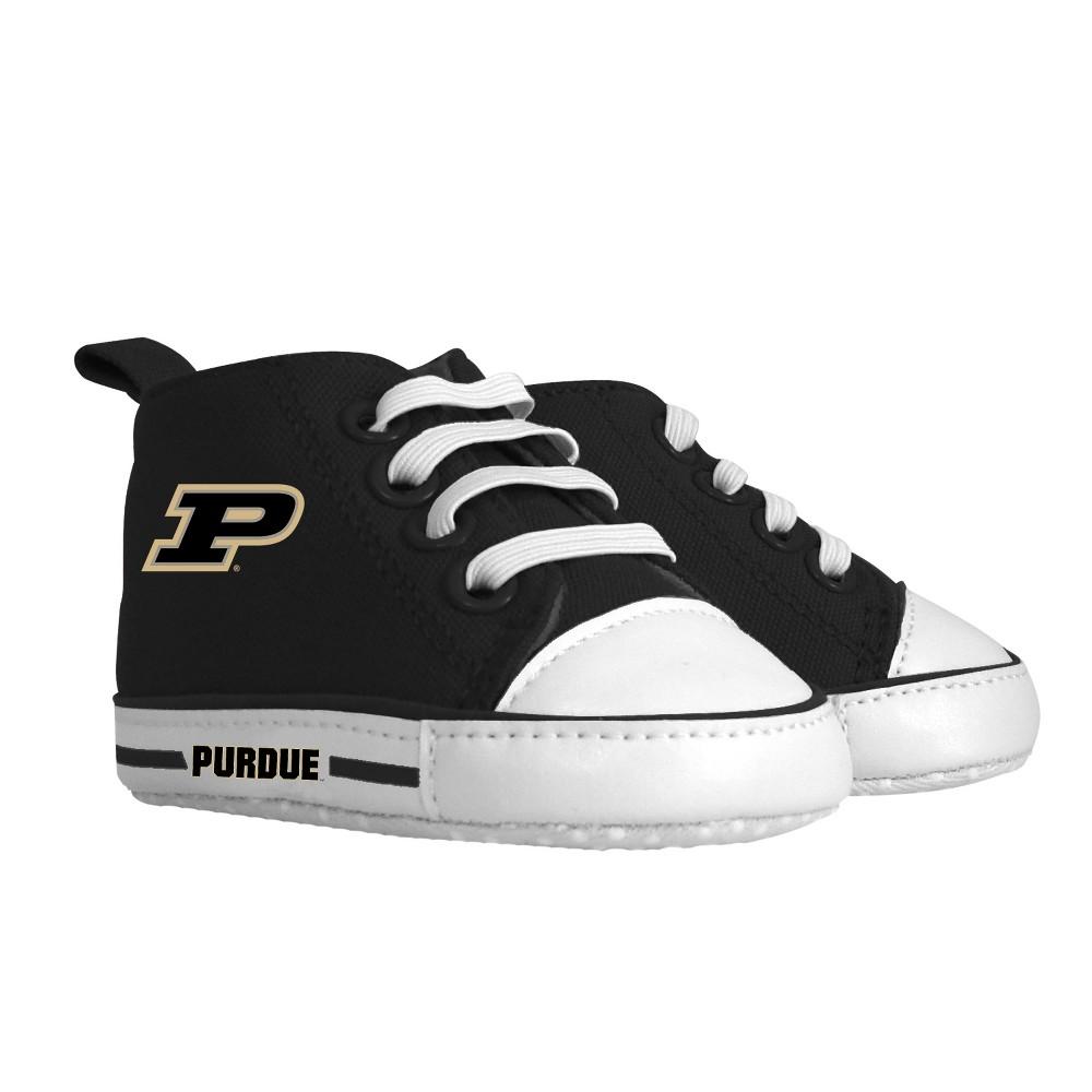 NCAA Purdue Boilermakers Pre-Walker Hightop Sneakers 0-6M