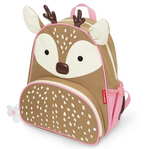 Skip Hop Zoo Little Kids  Backpack - Deer   Target bcb5aef2f2