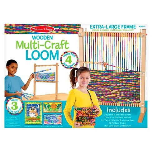 Melissa & Doug® Weaving Loom - image 1 of 1