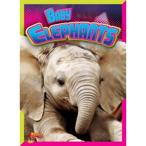 Baby Elephants - (Adorable Animals) by  Justin Eric Russell (Paperback) - image 1 of 1