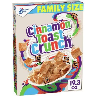 Cinnamon Toast Crunch Breakfast Cereal - 19.3oz - General Mills