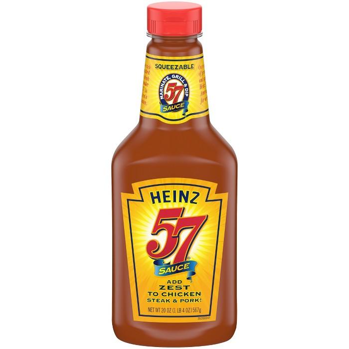 Heinz 57 Steak Sauce - 20oz - image 1 of 3
