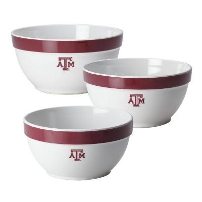 NCAA Texas A&M Aggies Party Bowls