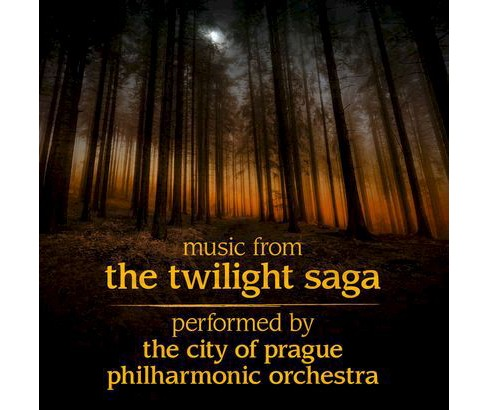 City of prague philh - Music from the twilight series (CD) - image 1 of 1
