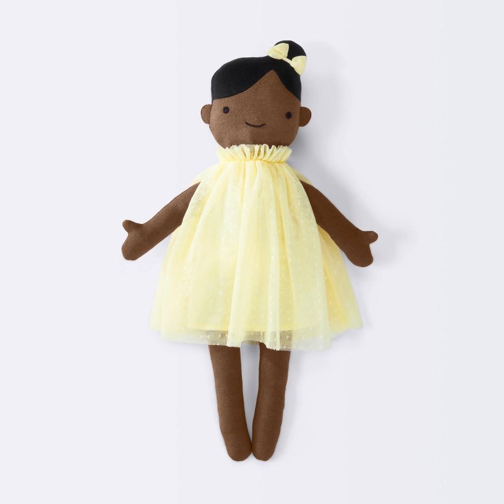 Plush Doll Cloud Island 8482 Yellow