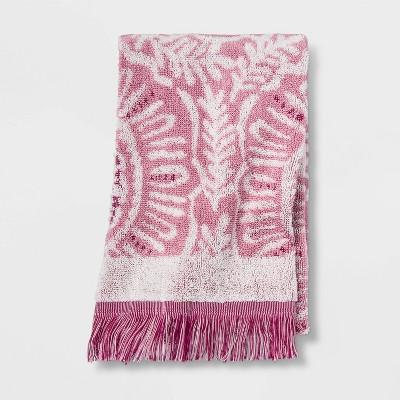 Hand Towel Magenta - Opalhouse™