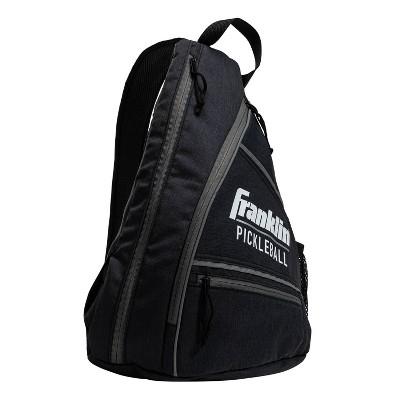 Franklin Sports Pickleball Elite Performance Sling Bag - Charcoal