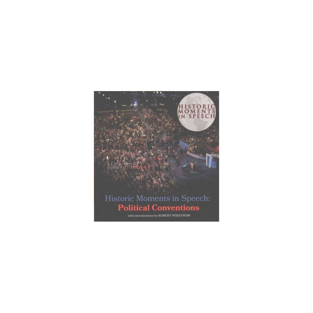 Political Conventions (CD/Spoken Word)
