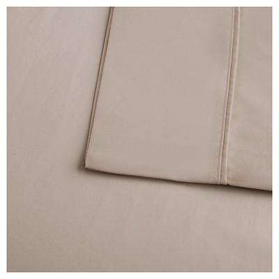 Wrinkle Warrior Sheet Set (Queen)Taupe