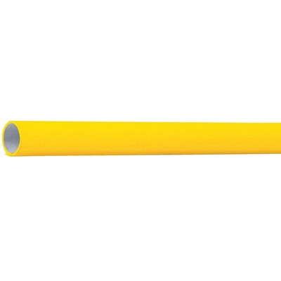 Flameless Paper Roll, 48 Inches x 100 Feet, Sunrise Yellow