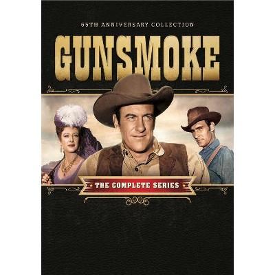 Gunsmoke: Complete Series (DVD)(2020)