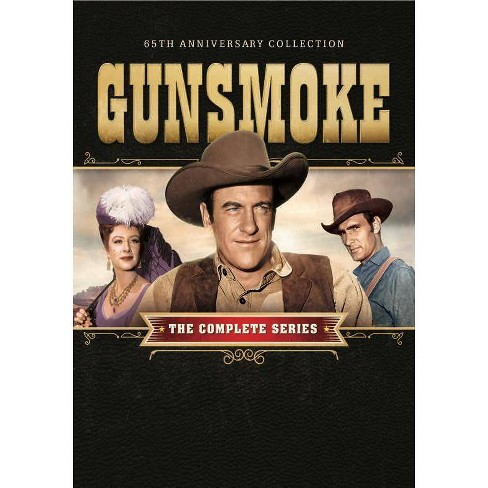 Gunsmoke: Complete Series (DVD) - image 1 of 1