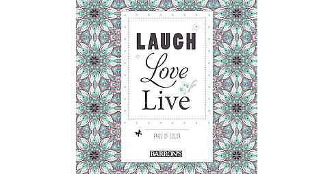 Laugh - Love - Live (Paperback) - image 1 of 1