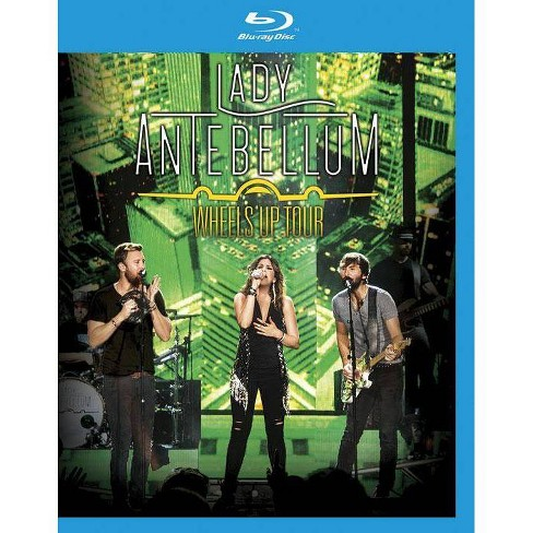 Lady Antebellum: Wheels Up Tour (Blu-ray) - image 1 of 1