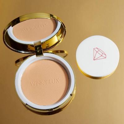 Winky Lux Diamond Infused Powder Foundation - 0.28oz