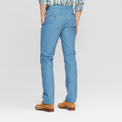 97447f8466 Men's Hennepin Slim Fit Chino Pants - Goodfellow & Co™ Blue : Target