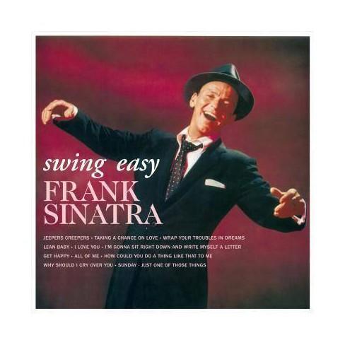 Frank Sinatra - Swing Easy (Vinyl) - image 1 of 1